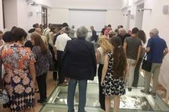 Inaugurazione Area Archeologica Sala Multimediale Palazzo Santa Croce