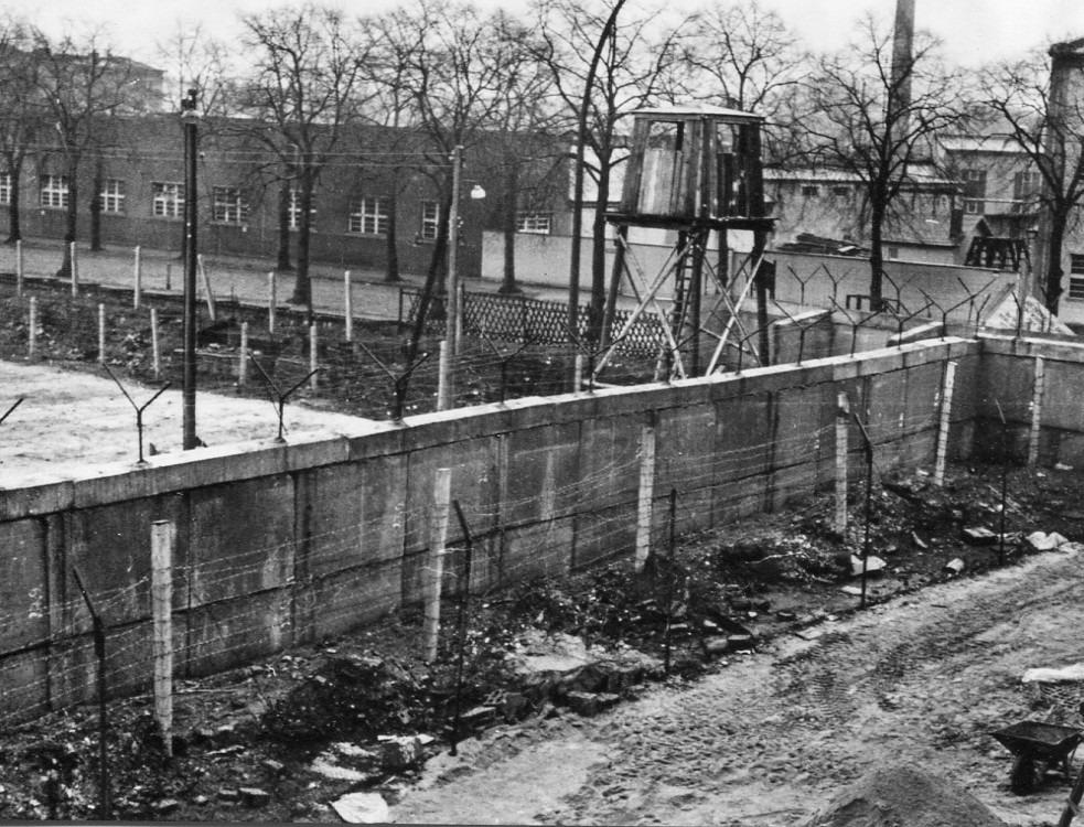 Muro di Berlino - Treptower Strasse