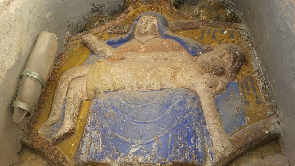 Modugno, Arco San Vito - La Deposizione